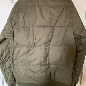 0c2bb1c7c2c Vans Jackets   Coats - VANS Men s Puffer Bomber Jacket